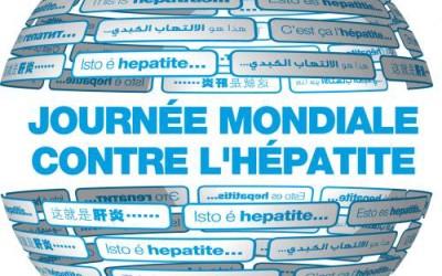Journée mondiale de l'hépatite, 28 juillet 2014