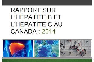 Rapport sur l'hépatite B et l'hépatite C au Canada : 2014